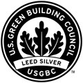 Rivers Casino Certified LEED Silver